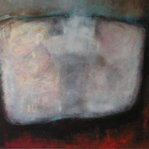 Senti | olie op doek | 100 x 120 cm