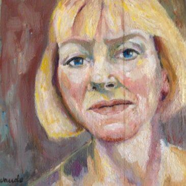 Nieuw: Portret op sloophout