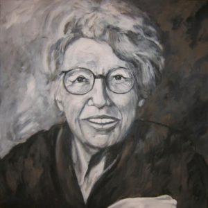 Annie M.G.Schmidt | 100 x 100 cm